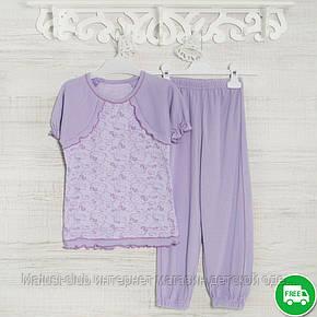 Пижамы детские, на девочку 92см, 1115GERDA хлопок-климакотон, в наличии 92,104,116  Рост, фото 2