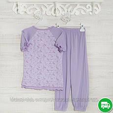Пижамы детские, на девочку 104см, 1115GERDA хлопок-климакотон, в наличии 92,104,116  Рост, фото 3