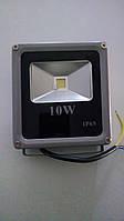 Прожектор светодиодный, 10 Вт, 6500 К, IP65, Right Hausen