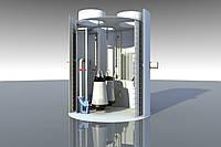 AS-PUMP - насосные станции для перекачивания сточных вод