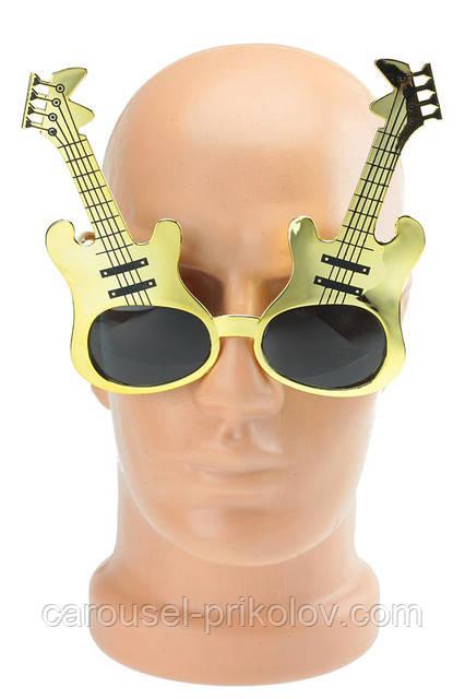 Очки гитары