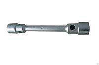Ключ баллонный 24х27 торцовый прямой двухсторонний.