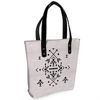 Женская сумка Bigbag с принтом этно мотивы