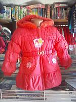 Демісезонна куртка для дівчинки 1 - 3 років