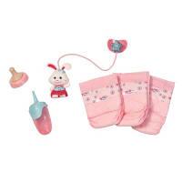 Набор аксессуаров для куклы BABY BORN ЗАБОТЛИВЫЙ УХОД Zapf 821459