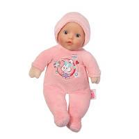 Кукла BABY BORN FIRST LOVE ПУПСИК 30 см с погремушкой внутри Zapf 821091
