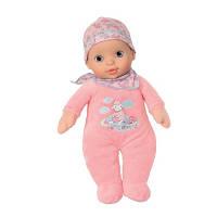 Кукла NEWBORN BABY ANNABELL МАЛЫШКА 30 см с погремушкой внутри Zapf 794432