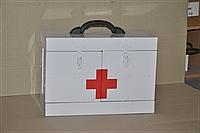 Саквояж алюминиевый для автомобилей  скорой медицинской помощи «СМСП»