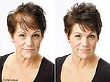 Загуститель волос (пудра) Toppik 27,5 г + Закрепляющий спрей лак Toppik, фото 9