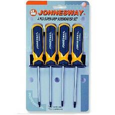 Набор отверток TORX JONNESWAY D15PR04S 4 шт.