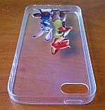 Чохол силіконовий для Apple iPhone 5 Zootopia, фото 5