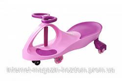 Детская машинка Smart Сar NEW PINK+PURPLE