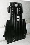 Защита картера двигателя и кпп Toyota Land Cruiser 100 1997-, фото 2