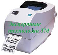 Термотрансферный принтер этикеток Zebra TLP-2824 USB,COM