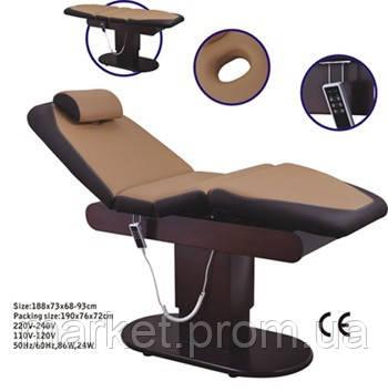 Косметологическая кушетка (массажная) с подогревом KPE-1