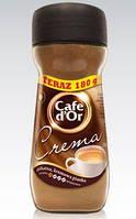 Кофе растворимый Cafe d'Or Crema, 180 гр