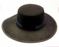 Шляпа-Раввина с пейсами