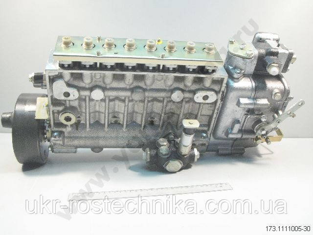 Топливный насос высокого давления МАЗ  ТНВД  173.1111005-30