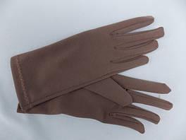 Перчатки женские тонкие