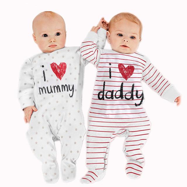 Человечки и комбинезоны для новорожденных
