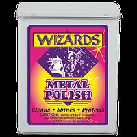 Wizards Metal Polish вата для очистки хрома, алюминия и пр.