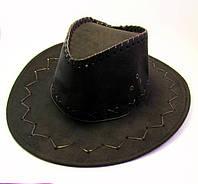 Шляпа-Ковбоя (чёрная), фото 1