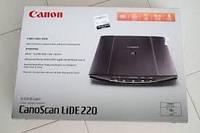 Новий сканер Canon lide 220 scanner