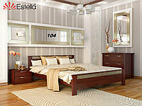Кровать Афина Бук Щит 104 (Эстелла-ТМ)
