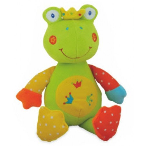 Плюшевая игрушка Baby Mix Лягушка STK-12597F