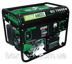 Генератор Iron Angel EG 7000 E