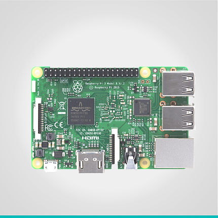 Raspberry Pi Model 3 B Expansion Module , фото 2