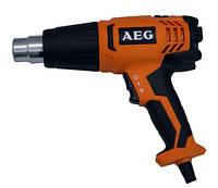 Фен технический AEG HG 560 D
