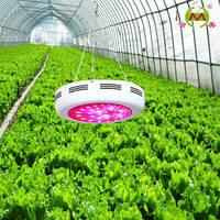 Лампа для роста для растений 90W. Светодиодная фитолампа (фитопанель) для растениеводсва, гроубокса