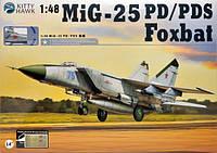 MiG-25 PD/PDS 1/48 Kitty Hawk 80119