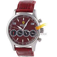 Мужские механические часы Ferrari Maranello Red (Феррари)