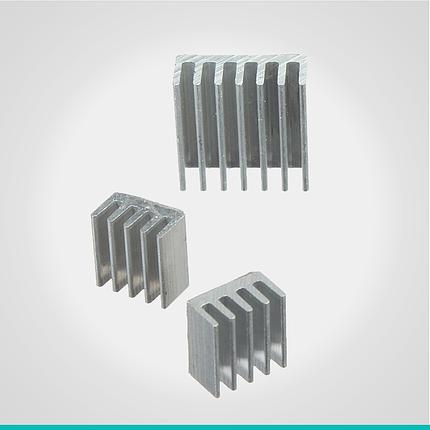 Радиаторы 3pcs/Pack for Raspberry Pi , фото 2