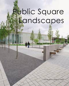 Ландшафтний дизайн. Public square landscapes. Автор: Arthur Gao