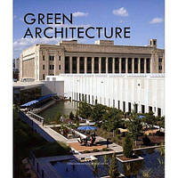 Green architecture. Зеленая архитектура. Автор: Chen Liu