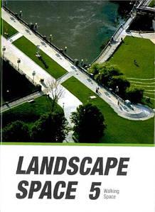Ландшафтний дизайн. Landscape space 5 walking space. Ландшафтне простір - пішохідні зони