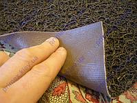 Коврик грязезащитный Петлевой 60х80см. цвет коричневый. Придверный коврик купить