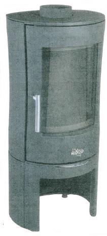 Печь-камин Silinda (Godin)