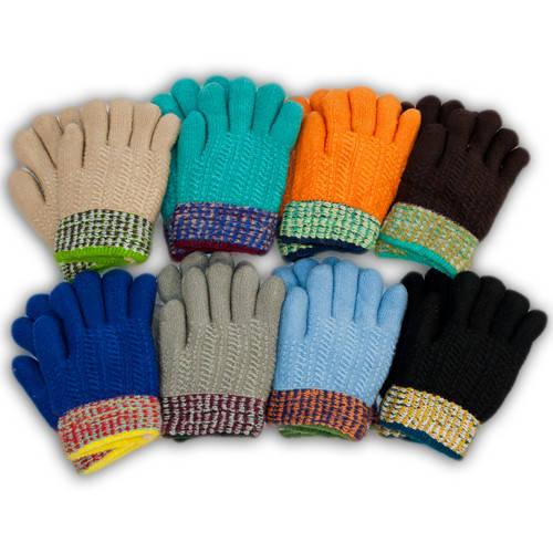 Детские перчатки утепленные, B26