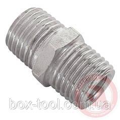 Резьбовое соединение с наружной резьбой 1/4x1/4 INTERTOOL PT-1862