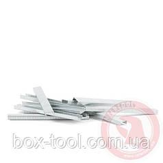 Скоба для степлера РТ-1610 6x12,8 мм (0,9x0,7 мм) 5000 шт/упак. INTERTOOL PT-8006