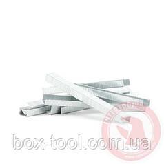 Скоба для степлера РТ-1610 8x12,8 мм (0,9x0,7 мм) 5000 шт/упак. INTERTOOL PT-8008
