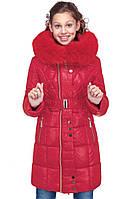 Теплая куртка на молнии