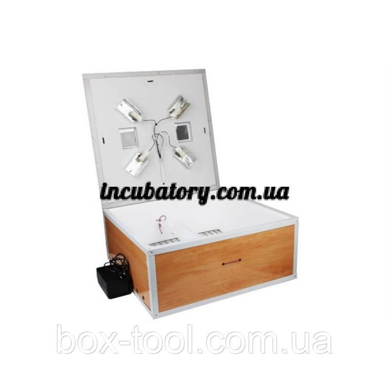 Автоматический инкубатор Перепелочка на 270 яиц