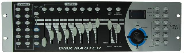 Световые DMX пульты
