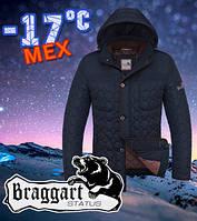 Качественная зимняя стеганая куртка