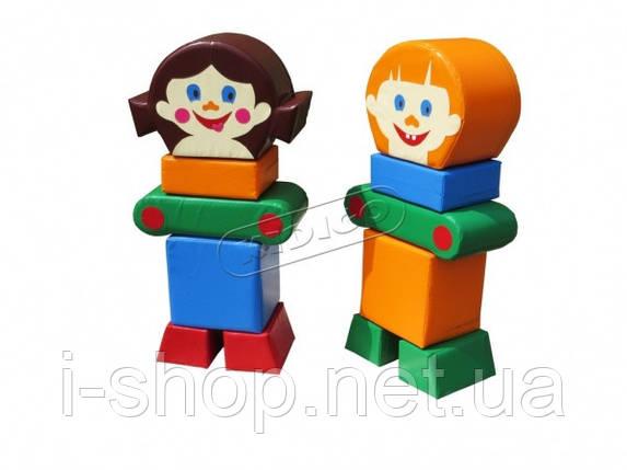 Модульный набор KIDIGO™ Друзья, фото 2